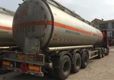 The tanker transportation